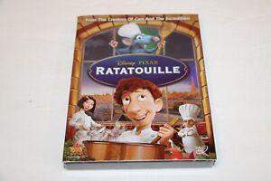 Disney Pixar Ratatouille DVD (Brand New w/ Slip Cover)