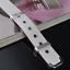 Fashion-925-Silver-Plated-Charm-Bangle-Cuff-Bracelet-Men-Women-Jewelry-Wristband thumbnail 4