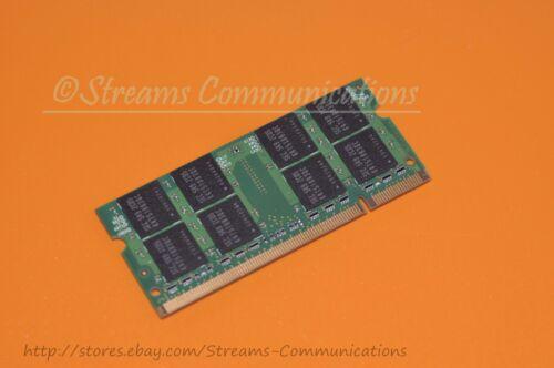 2GB DDR2 Laptop Memory for Gateway M465 NV5214U W340UI MD2419U MA7 NX570X W322