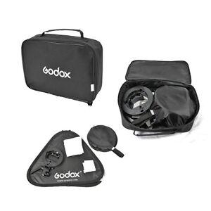 Godox S-type Bowens Support Holder + 60x60cm Softbox Diffuseur Pour Flash Appareil Photo-afficher Le Titre D'origine Soyez Astucieux Dans Les Questions D'Argent