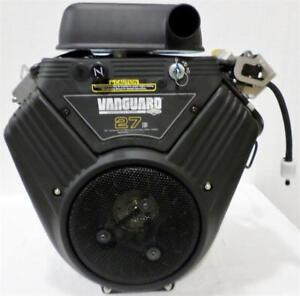 Details about Briggs & Stratton 27hp Grain Auger engine Vanguard V-Twin