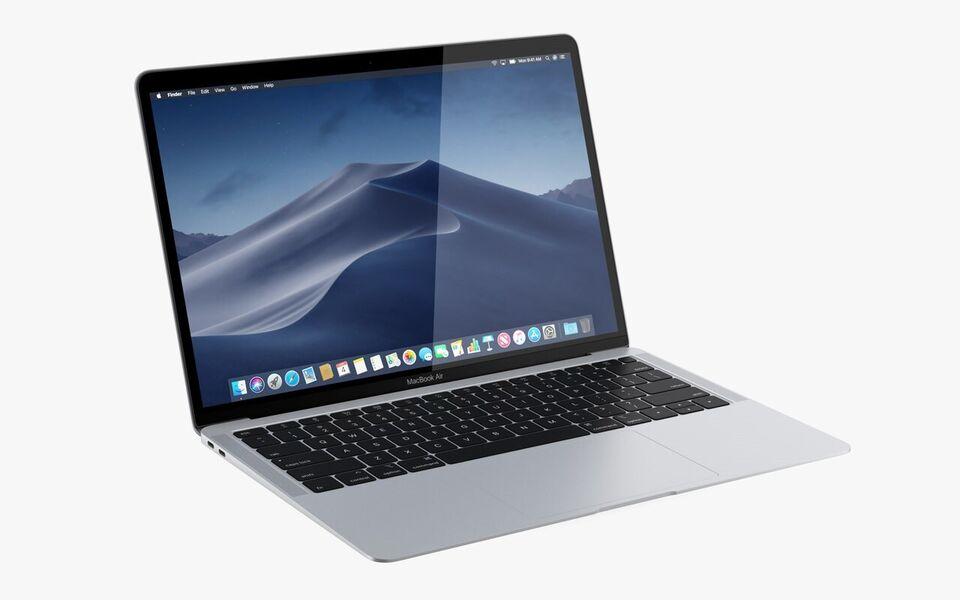 "MacBook Air, 2018 13"", 1,6 dual core Intel GHz"