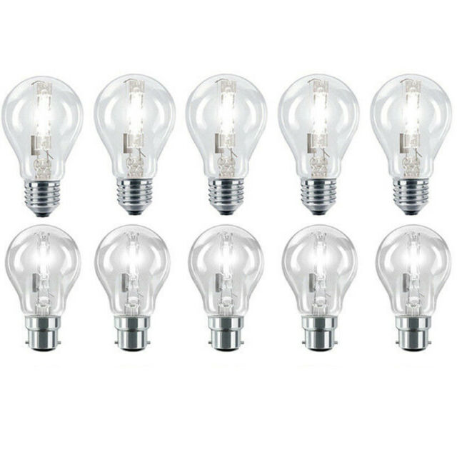 Opal//Pearl GLS//CANDLE Bulbs LED FILAMENT Lights 25W//40W//60W//80W Warm White A+