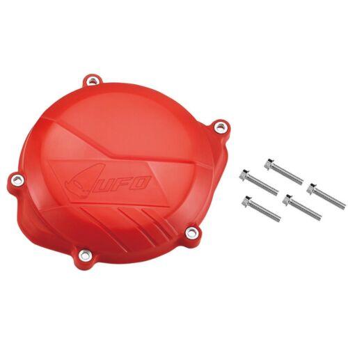 UFO Kupplungsdeckelschutz passend für Honda CRF 450 09-16 rot