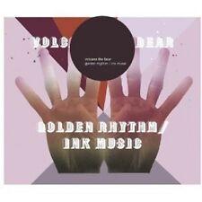 "VOLCANO THE BEAR ""GOLDEN RHYTHM/INK MUSIK"" CD NEUWARE"
