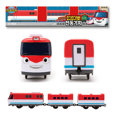 TiTiPo Train Friends Series Children TV Character Toys Vehicle Hobbies/_emga