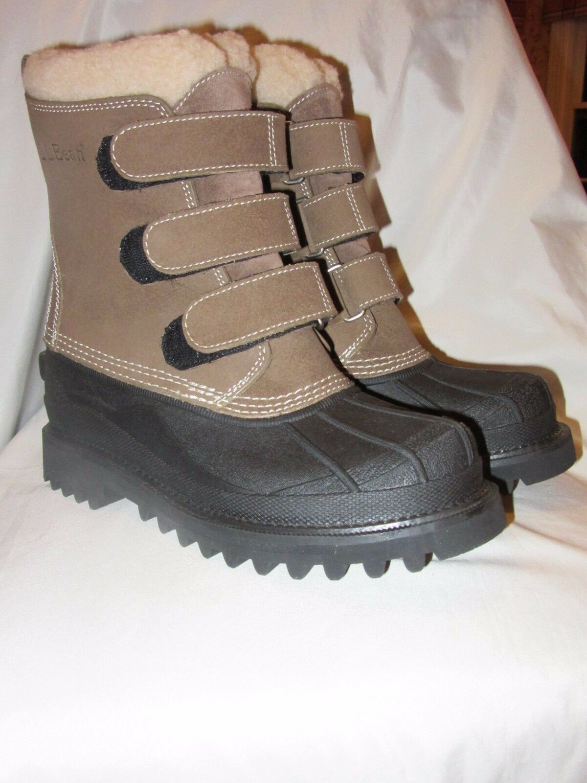 NEW NEW NEW L.L. BEAN damen STORMCHASER INSULATED MID-CALF WINTER SNOW Stiefel8 M 48a3bc