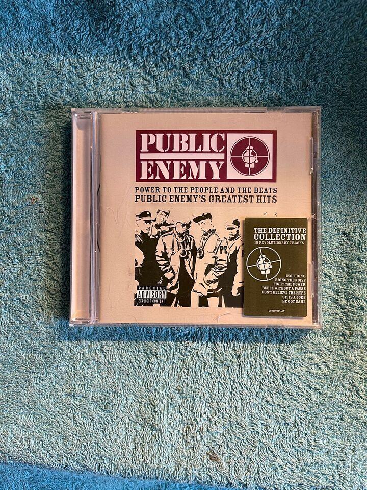 Public Enemy : Public Enemy , alternativ