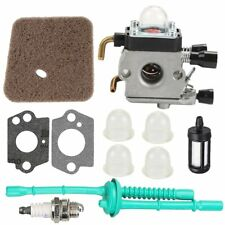 Carburetor for STIHL Fs38 Fs45 Fs46 Fs55 Km55 Air Fuel Filter Gasket Carb Kit US