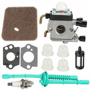 Carburetor-for-STIHL-FS38-FS45-FS46-FS55-KM55-FS85-Air-Fuel-filter-Gasket-Carb