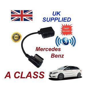 MERCEDES-CLASE-A-Bluetooth-Musica-modulo-para-iphone-htc-nokia-L-2009