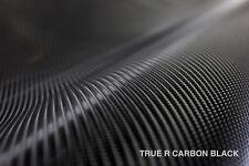 Vvivid xpo 10ft x 5ft Black True R carbon fiber vinyl vehicle decal