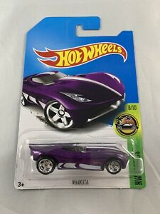 Hot-Wheels-Super-Treasure-Hunt-Velocita-RARE-Purple-1-64-BOXED-SHIPPING
