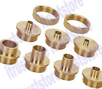 9 Piece Router Template Guide Hinge Routing Dovetailing Plate Set