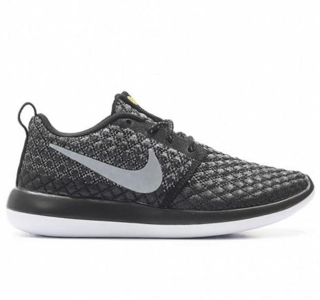 Nike Roshe Two 2 Flyknit 365 WMNS Gr 38 blue dark obisian 861706 001