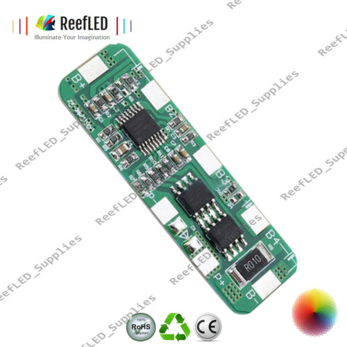 4a-5a PCB 23 Protection Board per 3 confezioni 18650 Li-ion Batteria al litio cella 3S