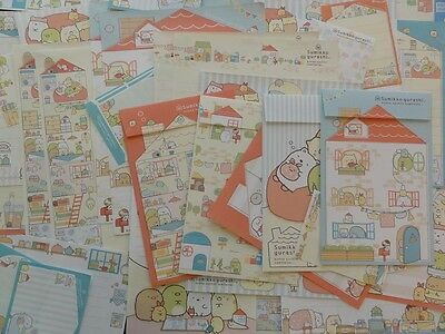 Stationarykawaii collection on ebay san x sumikko gurashi sweet home stationery set letter envelope memo paper cute gumiabroncs Images