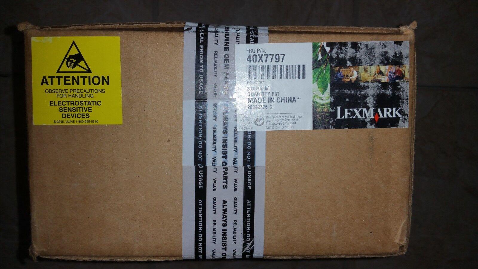 Lexmark - 40X7797 conjunto de Fuente de alimentación (Nuevo en Caja)