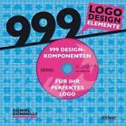 999 Logodesign-Elemente von Daniel Donelly (2011, Taschenbuch)