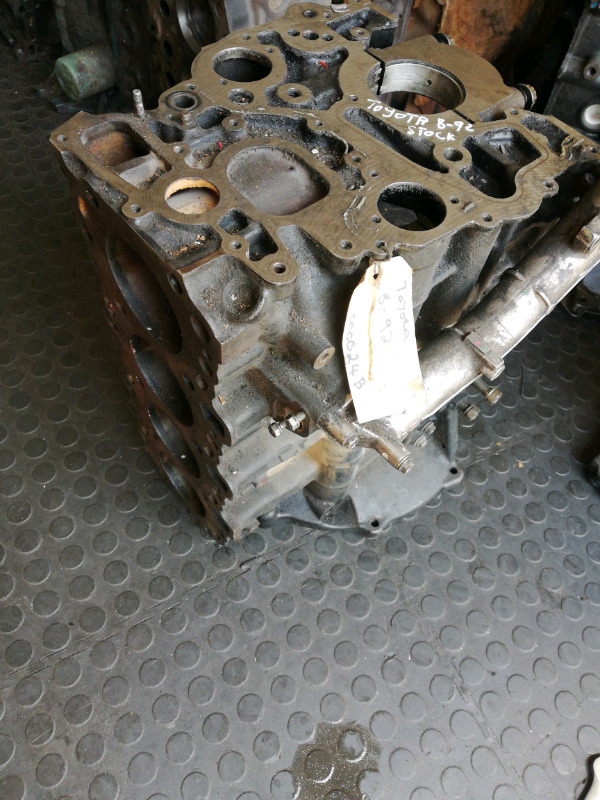 Engine Block Toyota 2KD