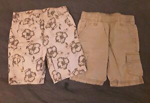 Baby-Bekleidungspaket-2-Teile-Shorts-Groesse-92