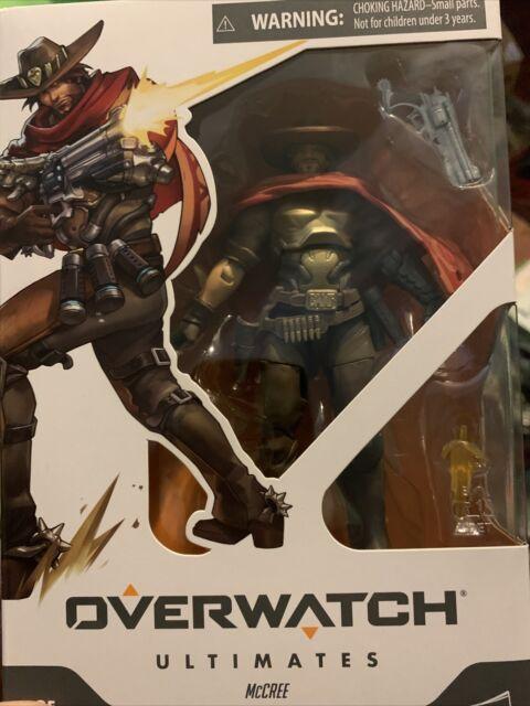 Hasbro Overwatch Ultimates Series - MCCREE - Collectible Action Figure