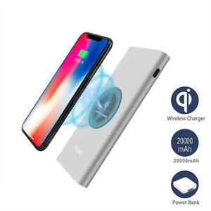 FDGAO-20000mAh-Power-Bank-Qi-Wireless-Charger-External-Battery-For-iPhone-X-8-8P