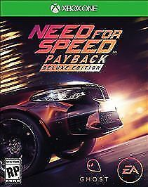 Need For Speed Payback Deluxe Edition Microsoft Xbox One 2017