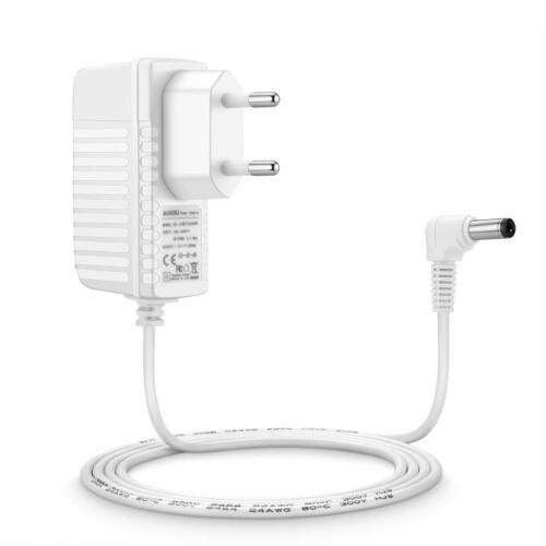 Aukru 6V Netzteil Babyphone Ladekabel Ladegerät für Philips Avent SCD501//00 DECT