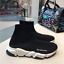 Women-039-s-Designer-Style-Knit-Speed-Sock-Runner-shoes-Men-039-s-Trainers-Sneakers-UK thumbnail 13