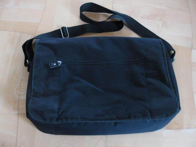 Notbook Laptoptasche schwarz 17