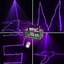 SUNY DM-V150 DMX Purple Laser Beam Stage DJ Pub Scanner Project Party Show Light