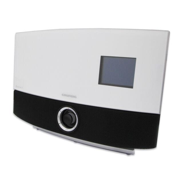 Grundig Ovation 3 CDS 8120 ENC Kompaktanlage schwarz/weiß hochglanz -vom Händler