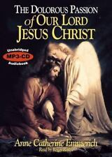 The Dolorous Passion of our Lord Jesus Christ MP3 CD 2009 by Emmerich 0895559765