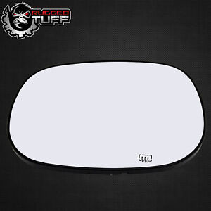 Mirror Glass Replacement Full Adhesive For 12-16 Traverse Driver Side Dim