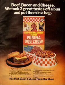 Purina Cat Food Ad