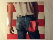 BRUCE SPRINGSTEEN Born in the Usa lp HOLLAND LITTLE STEVEN COME NUOVO LIKE NEW!!