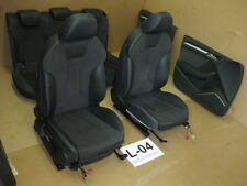 Audi A3 8V S3 Limousine Sedan S-line Lederausstattung Ledersitze Sitze Alcantara