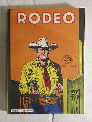 Agressief Rodeo N° 346 Tbe Lug
