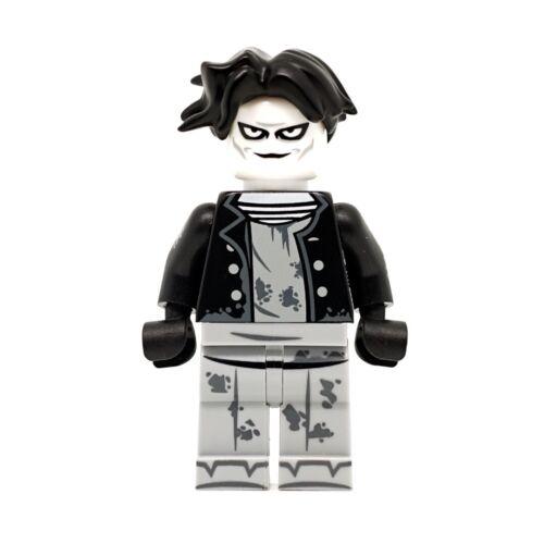 ⎡DRAGON BRICK ⎦Custom Gerard Way Joker Lego Minifigure