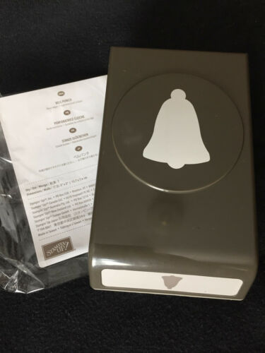 Stampin/' Up BELL Holiday Paper Punch Brand New