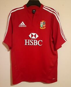 8d7c2e7fa6e 2009 BRITISH IRISH LIONS RUGBY FOOTBALL UNION SHIRT SOUTH AFRICA M ...