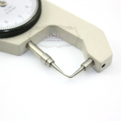 NEW Surgical Endodontic Gauge Meter Dial Caliper Dental Instruments With Lock