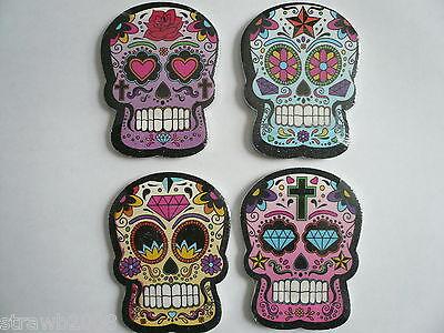 Sugar Skull ~ Day of the Dead ~ Día de los Muertos ~ Emery Board ~ Nail File