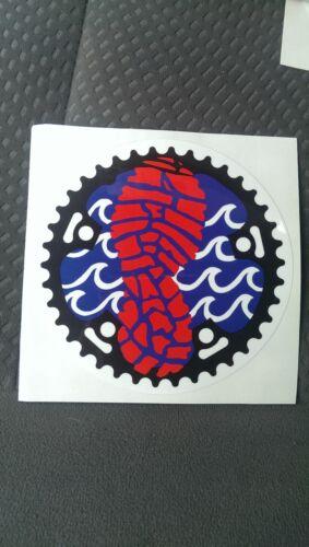 2 Triathlon Sticker Decal
