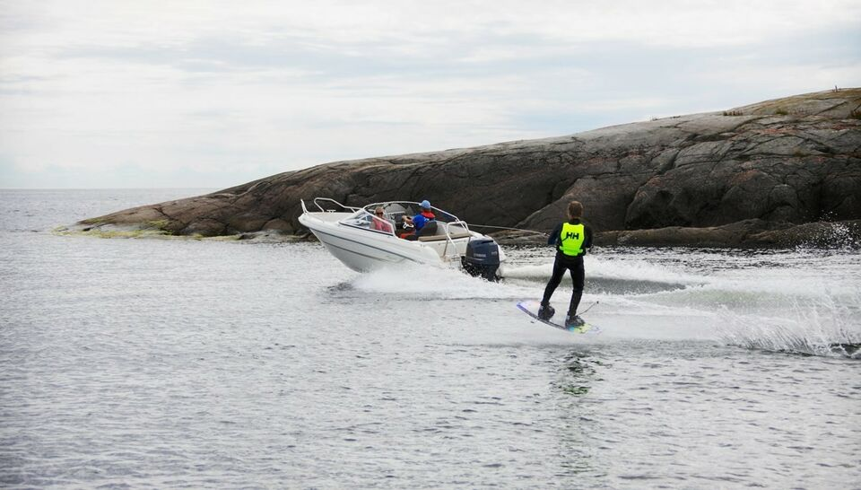 Fabriksny Yamarin 56 BowRider, Speedbåd, 2018