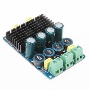 12V-24V-TDA7498-Class-D-2X100W-Dual-Channel-Audio-Stereo-Digital-Amplifier-Board