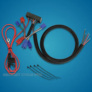 image is loading show-chrome-trailer-wire-harness-fits-honda-gl1800-