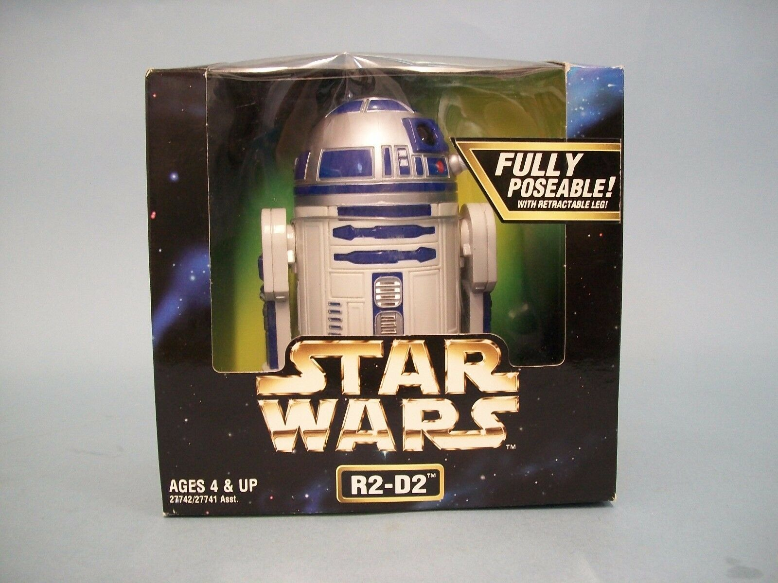 Star Wars Action Collection R2-D2 Action Figure Kenner 1997