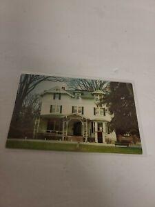 Vintage Postcard Of Hotel BRAE LOCH INN NEW YORK NY - J-238